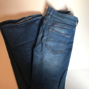 J. Crew Jeans - Jcrew Bell Leg, Extra Flare Jeans